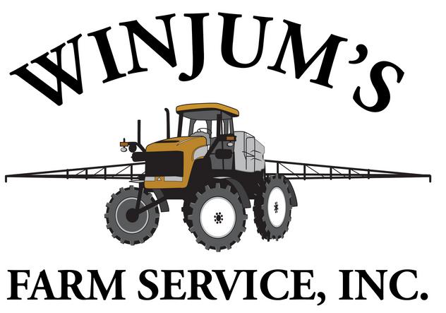 Winjums Farm Service - Logo Design
