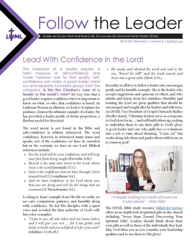 LWML - Newsletter Design