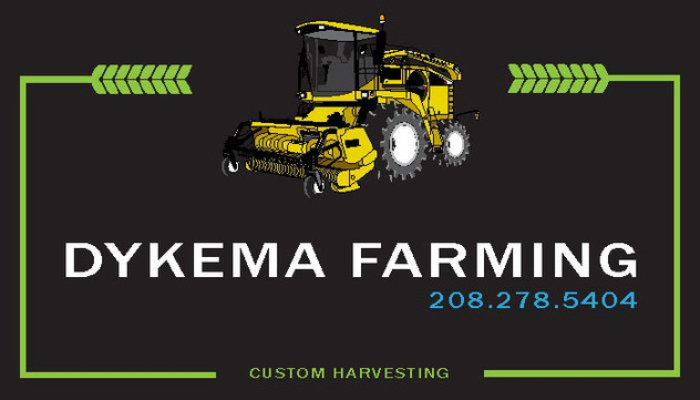 Dykema Farming - Logo and Business Card Design