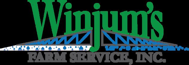 Winjums Farm Service - Logo Design Concept