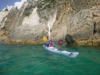 Kayaking Keflonia
