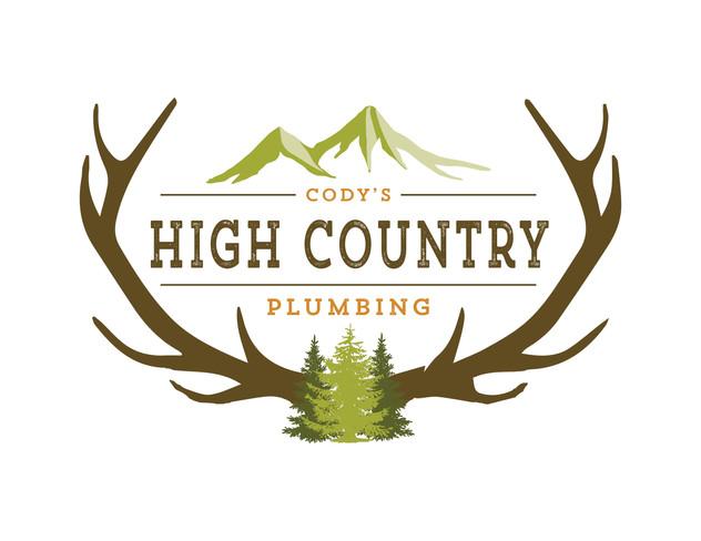 High Country Plumbing - Logo Design