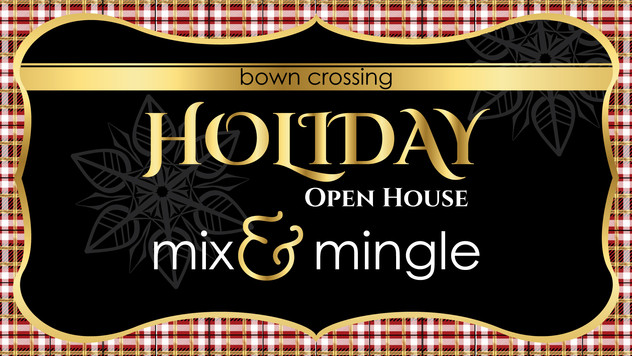 Bown Crossing - Open House Facebook Banner