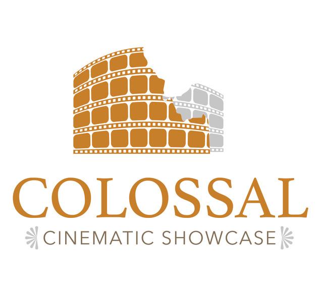 Colossal Cinematic Showcase Logo Design