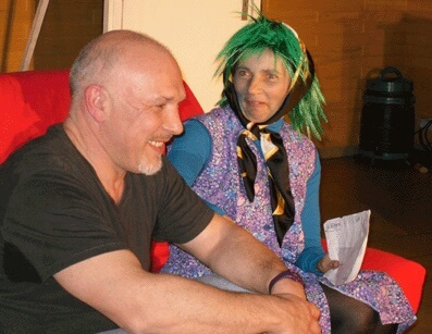 Arnaud et Madame Chausson