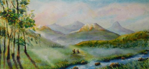 Meadow Morning