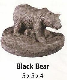 Bear, Black