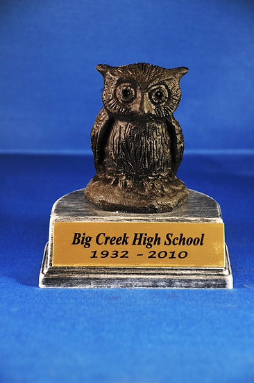 Trophy, Big Creek Owl