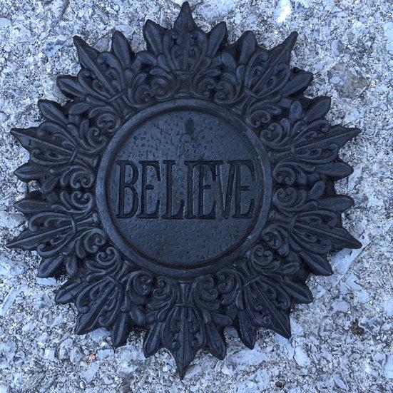"Ornament,'BELIEVE"""