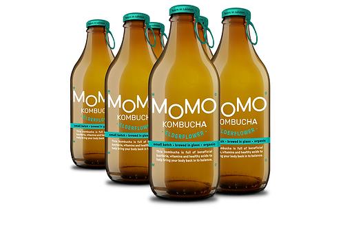 MOMO Kombucha Elderflower
