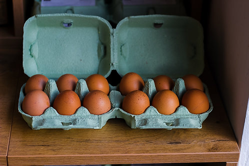 Biodynamic East Sussex Eggs