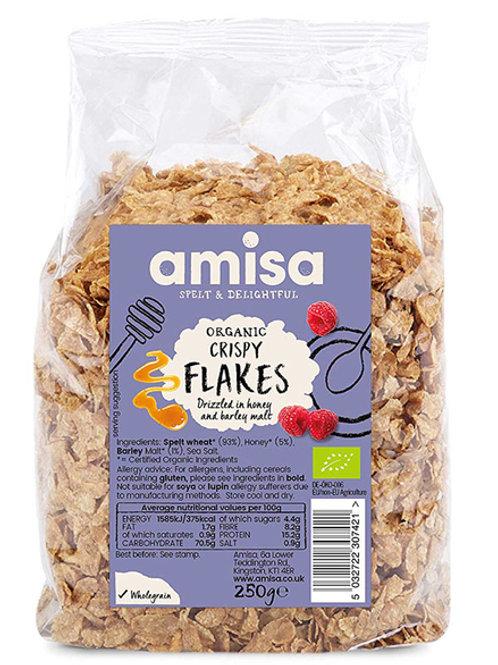 Spelt Crispy Flakes 250g