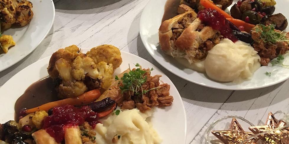 Christmas Supper Club (Plantbased)
