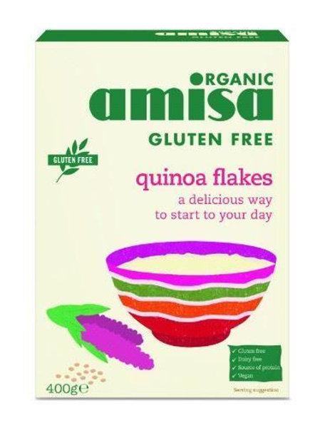Amisa Quinoa Flakes 400g