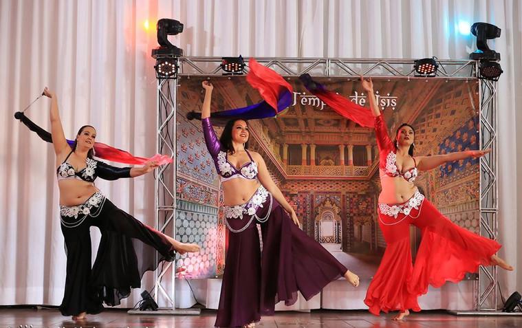 VIII Oriente em Dança