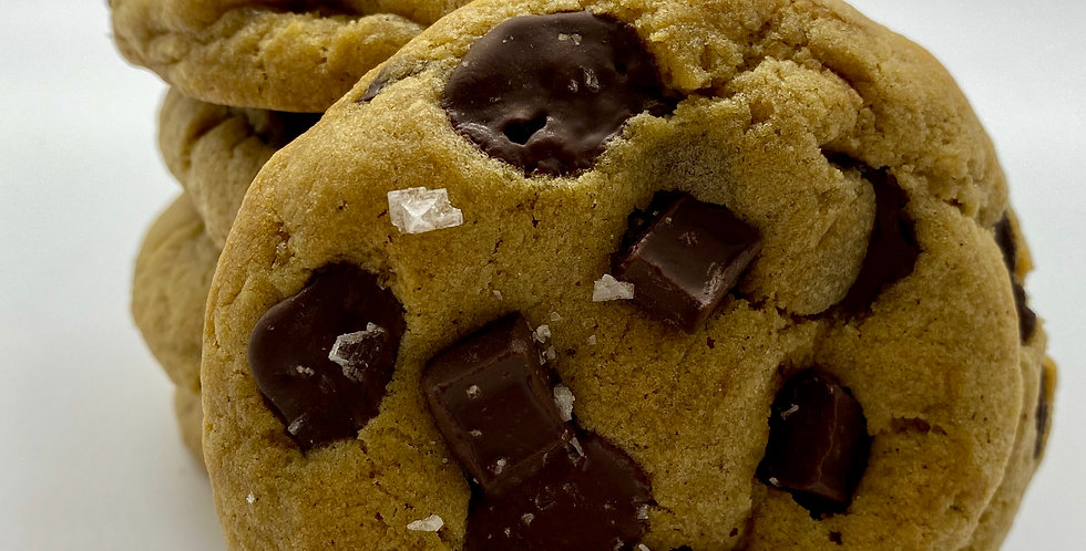 Bourbon Chocolate Chip (Local Pick-up/Delivery Only)