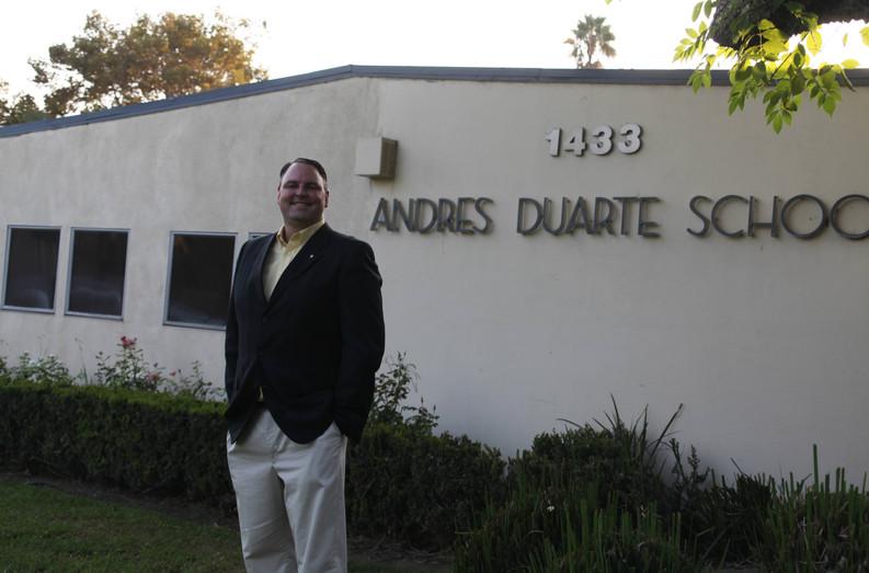 Andres Duarte
