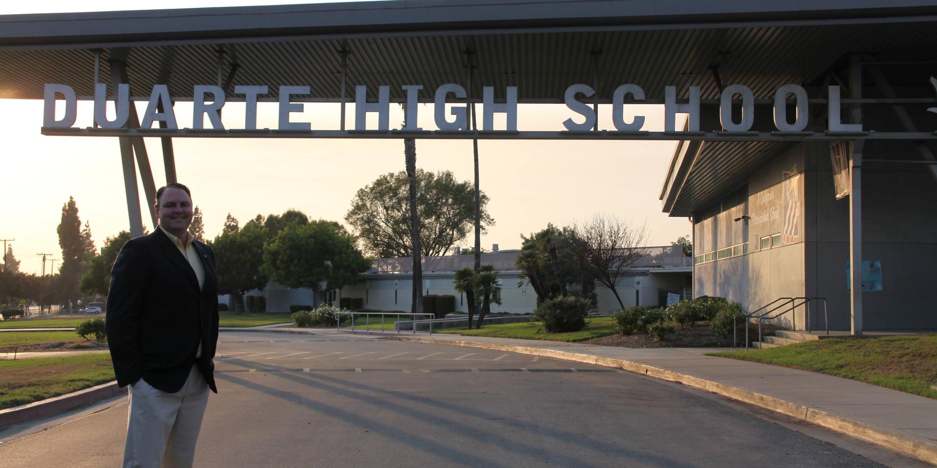 Duarte High School