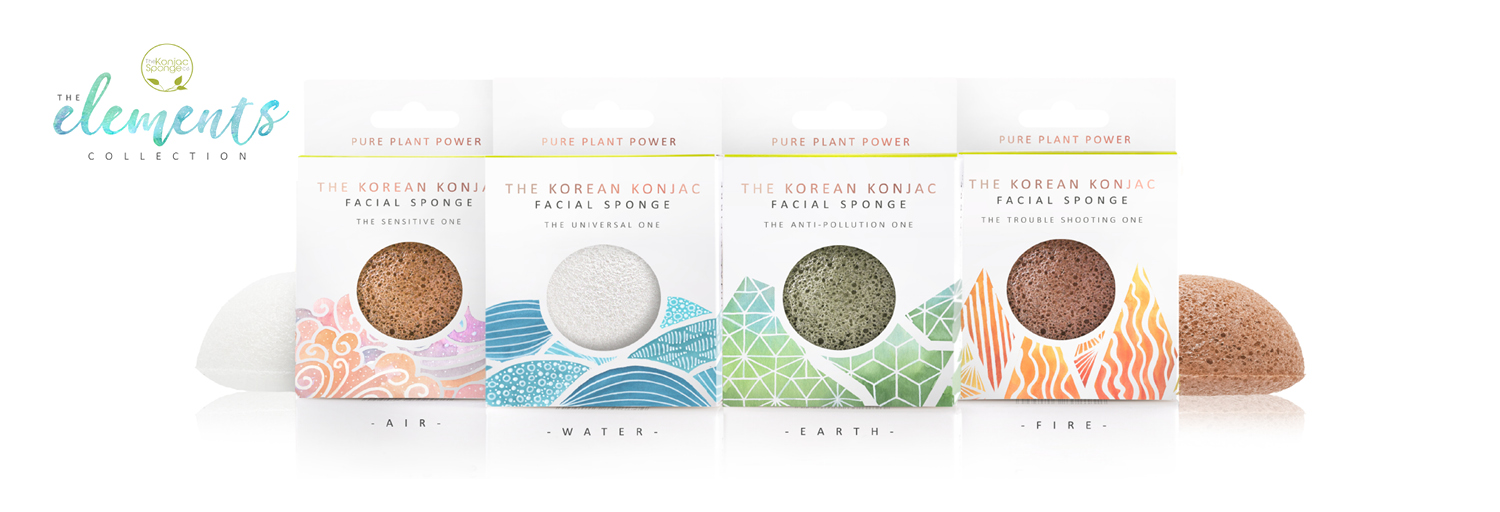 Konjac Songe Co Elements Range
