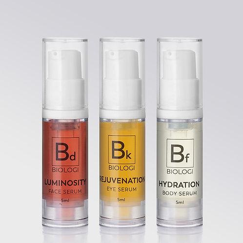 Biologi Save My Skin Bundle – Mini Pack