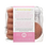 Thumbnail: KONJAC DELUXE DUO TRAVEL PACK WITH PINK FRENCH CLAY