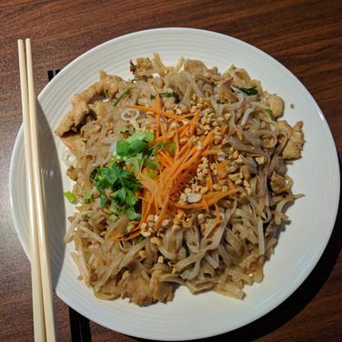 Vietnamese Chicken Pad Thai