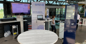 Mobile passion meets digital transformation - Simova at BE-terna Customer Day