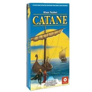 CATAN Extension pour 5 et 6 joueurs Marins