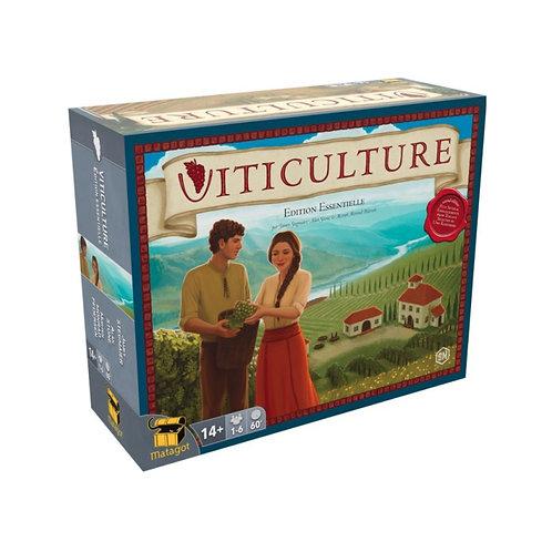 VITICULTURE L'Edition Essentielle