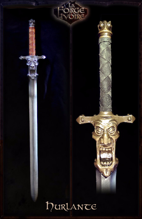 Epée HURLANTE 110cm