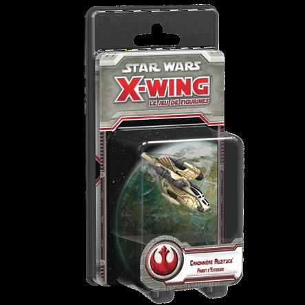 X-Wing Canonnière Auzituck