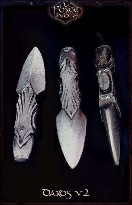 Dague de jet DARD