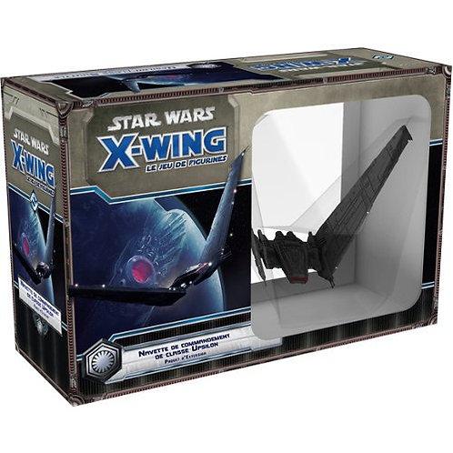 X-Wing - Navette de commandement de classe Upsilon