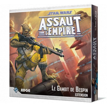 STAR WARS ASSAUT SUR L'EMPIRE Ext. Le Gambit de Bespin