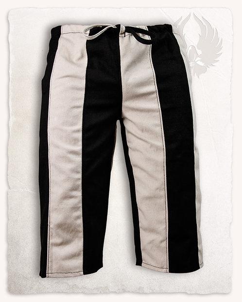 Pantalon JACK Noir & Blanc