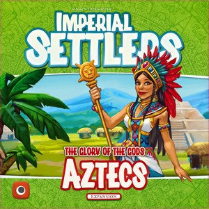 Settlers : Extension AZTECS