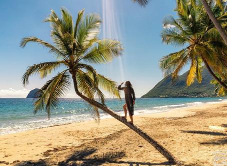 Martinik - Pravý Karibský ráj. 🏝🦜🦀