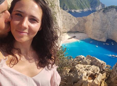 Řecké ostrovy Zakynthos + Kefalonie