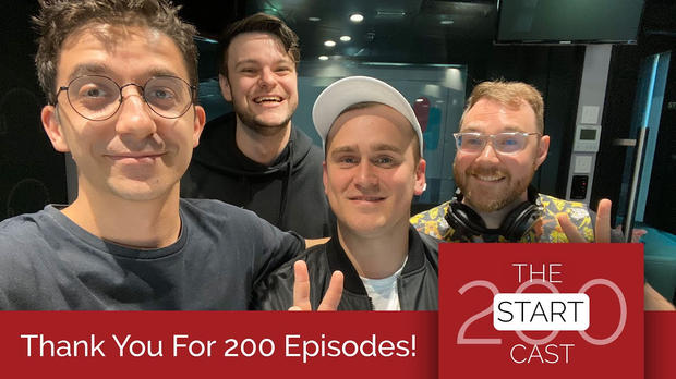 The 200th Episode of the Start Cast