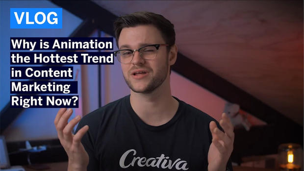 Why is Animation the Hottest Trend in Content Marketing Right Now?
