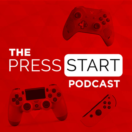Levelling Up Our Video Game Podcast