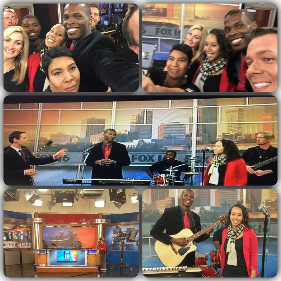 Selfies at FOX16!