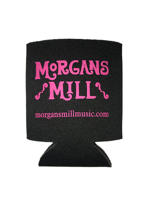 Morgans Mill Hot Pink Koozie