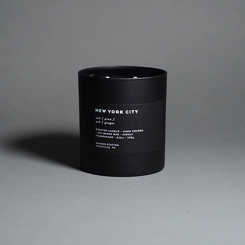 NEW YORK CITY | CANDLE