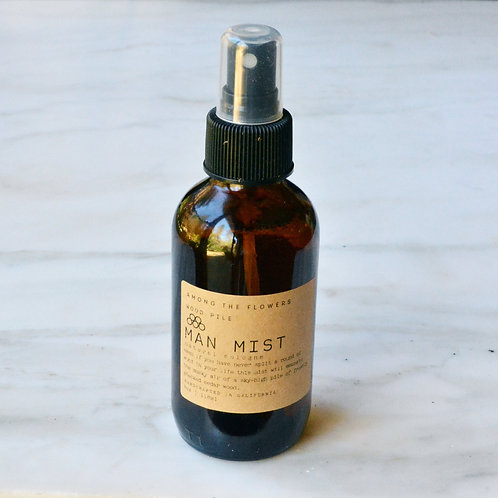 MAN MIST | NATURAL COLOGNE