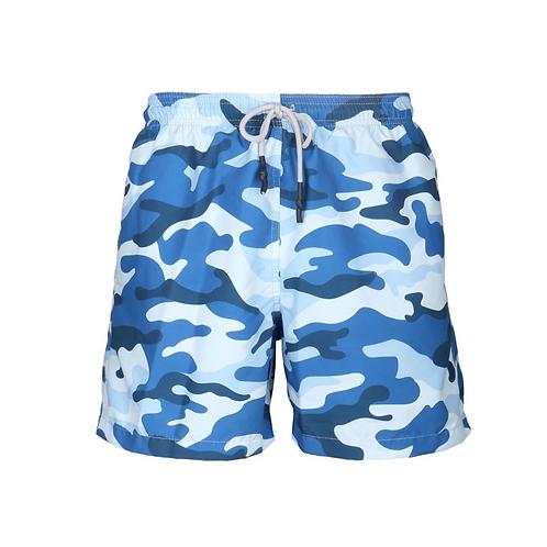 BLUE CAMO | STEAM BEACH