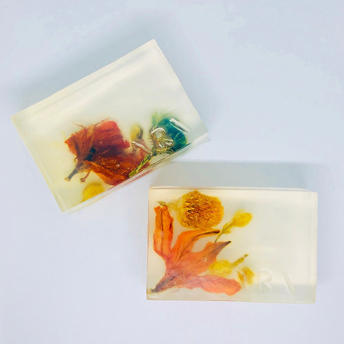 FLORA | 3 OZ SOAP BAR