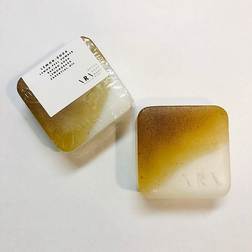 LEMON + SODA | 3 OZ FACE BAR