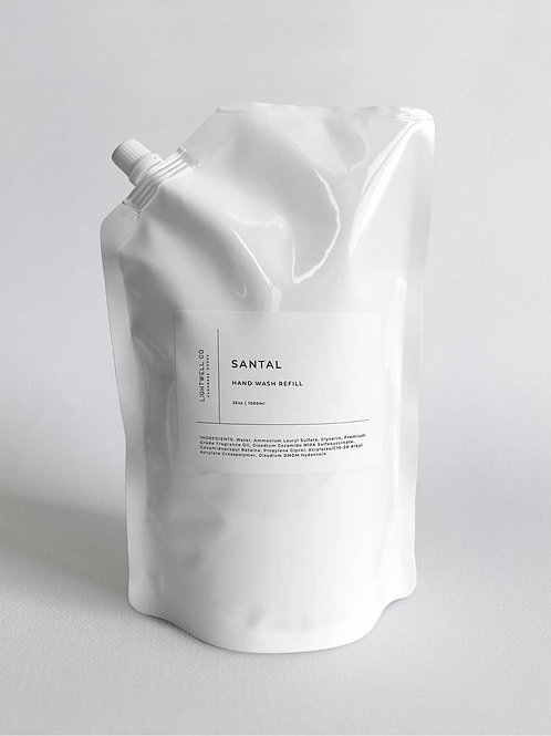 SANTAL | HAND WASH REFILL