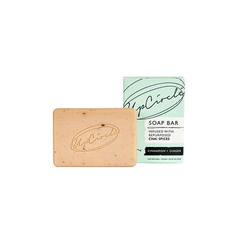 SOAP BAR | CINNAMON + GINGER